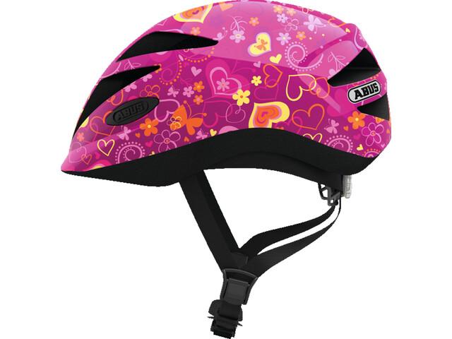 ABUS Hubble 1.1 Cykelhjelm Børn pink (2019) | Helmets